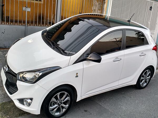 on 2015 Hyundai Elantra